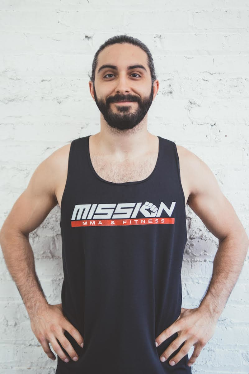 Stephen Kraniotis in 	 Chicago - Mission MMA And Fitness