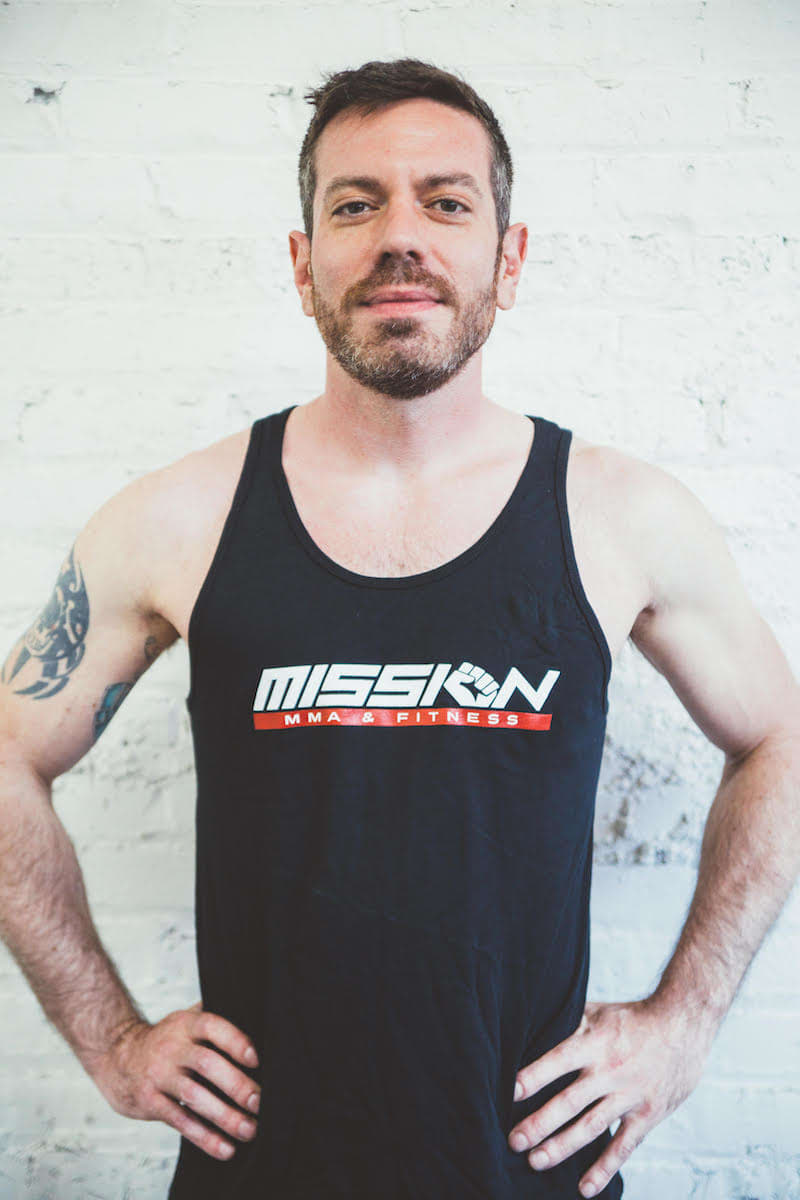 Tim Deagon in 	 Chicago - Mission MMA And Fitness