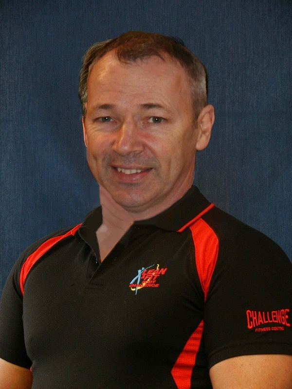Brendan Paul in Oakleigh - Challenge Martial Arts & Fitness Centre