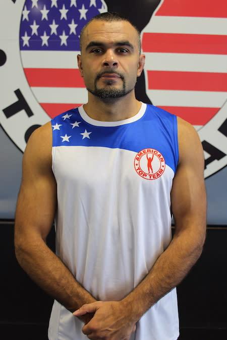 Amir Dadovic in Lawrenceville - American Top Team Of Gwinnett