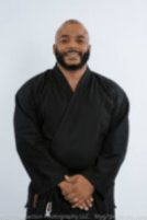 Dr. Jabari PhD in Livonia - Metro United Karate