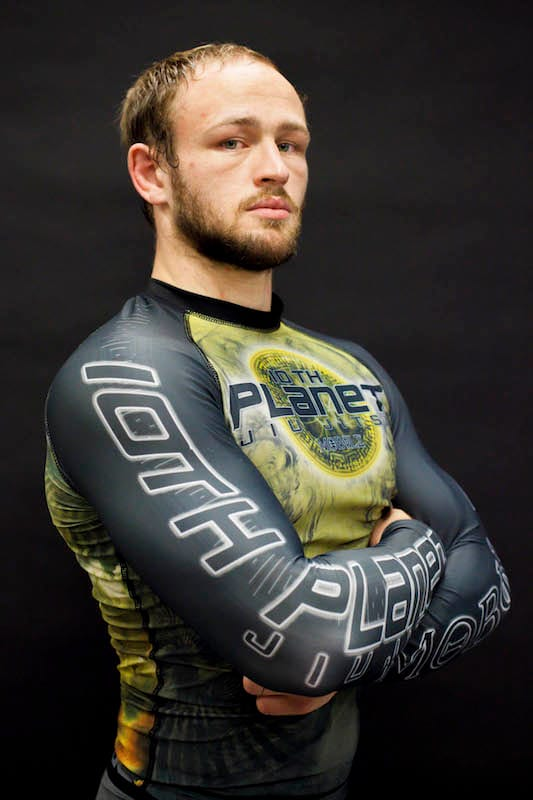 Jon Blank in Lehigh Valley - Finishers MMA - 10th Planet Jiu Jitsu