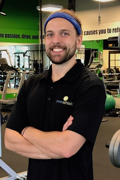 Steven Kirk in Mill Creek - Inner Athlete Fitness Studio