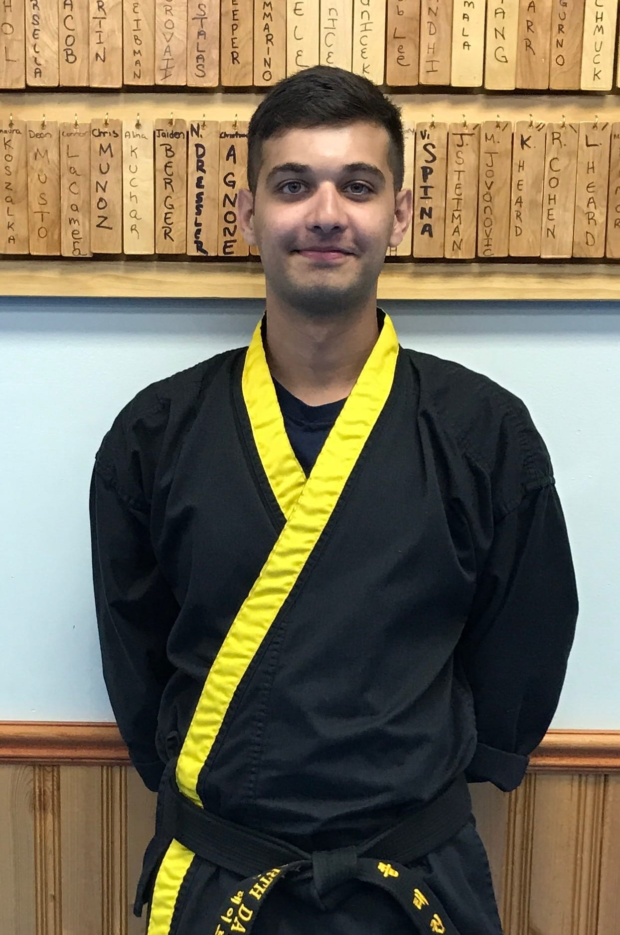 Parth Dave in Albertson - Taecole Tae Kwon Do & Fitness