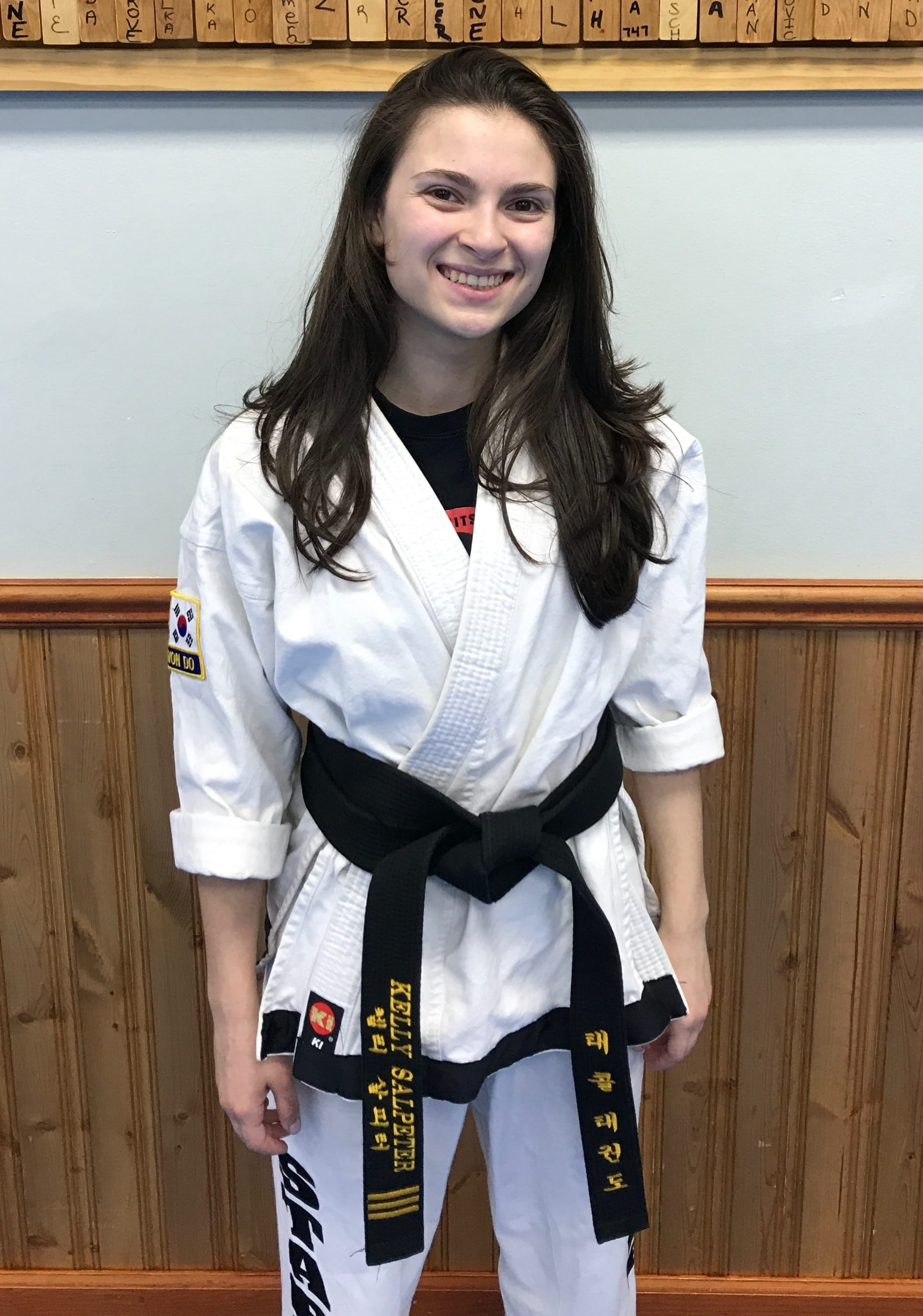 Kelly Salpeter in Albertson - Taecole Tae Kwon Do & Fitness