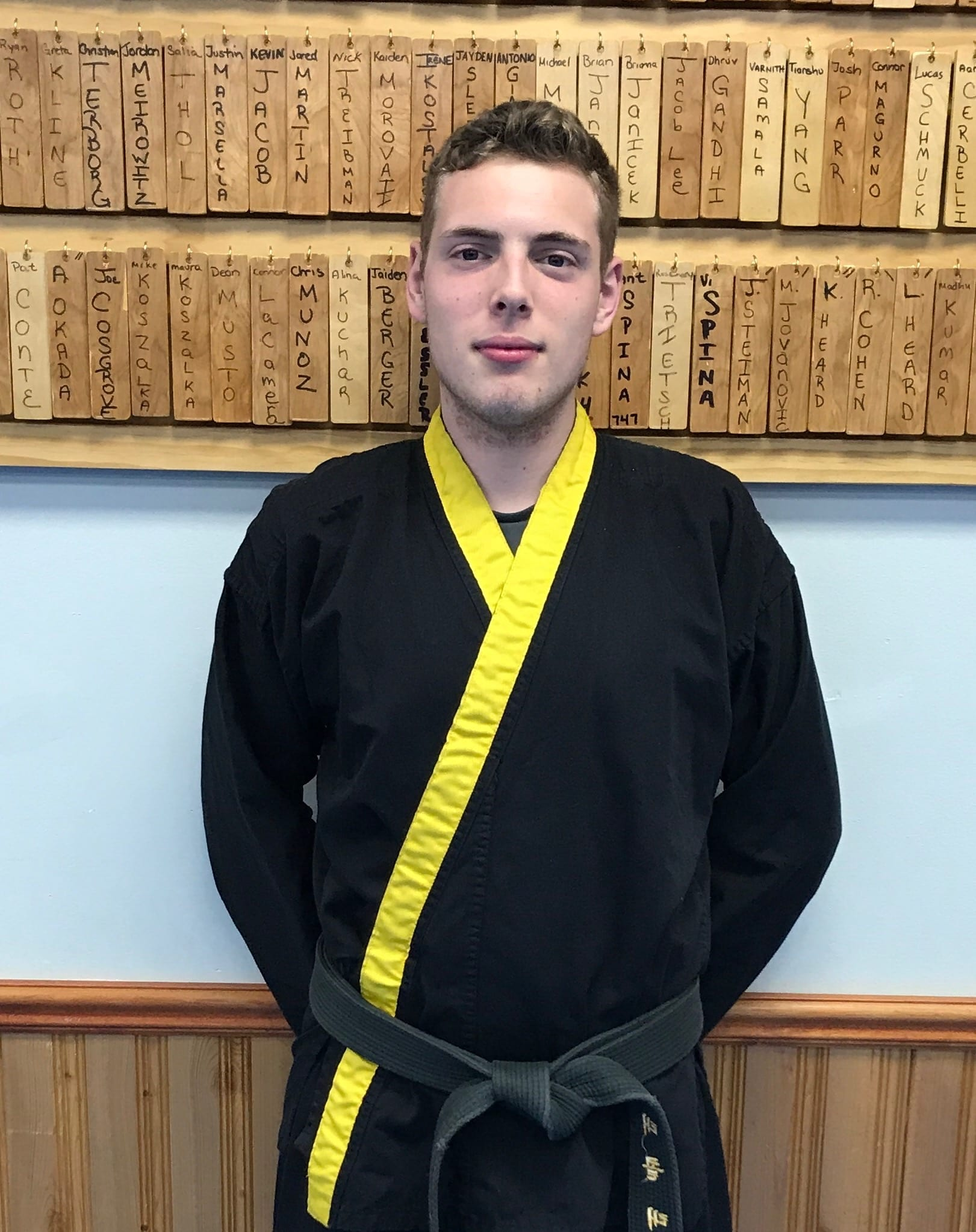 AJ Mele in Albertson - Taecole Tae Kwon Do & Fitness