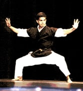 Founder and Grandmaster Zulfi Ahmed in Pasadena - Bushi Ban Martial Arts