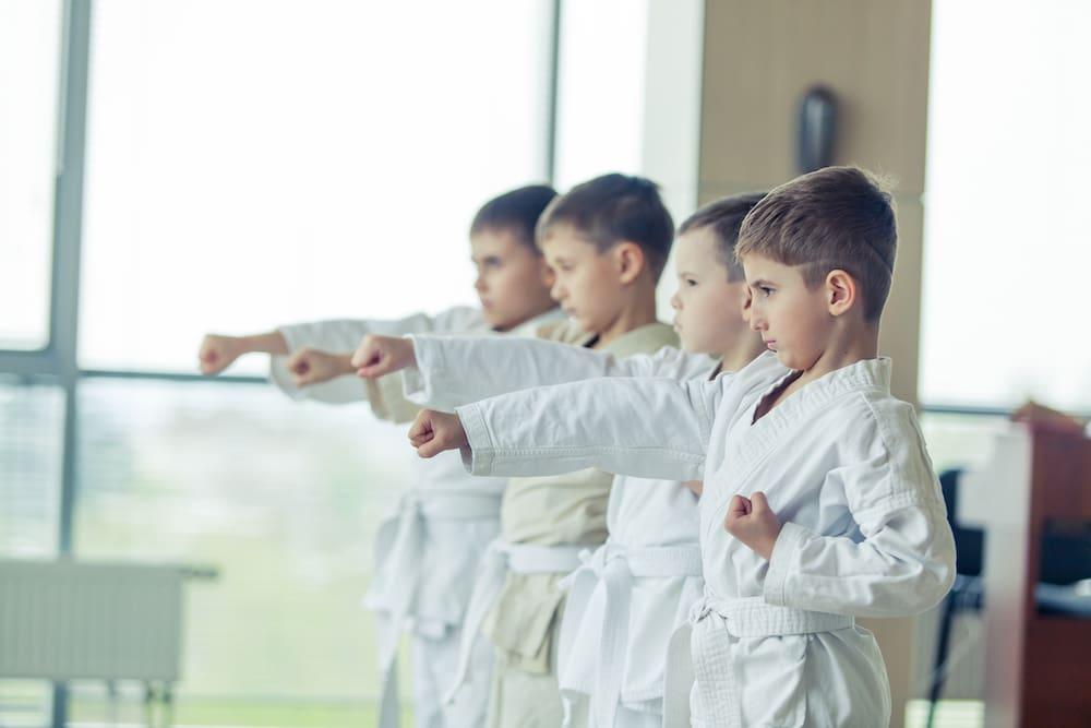 East Wareham Kids Martial Arts