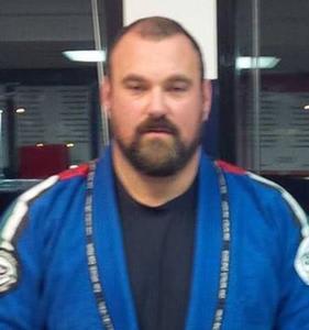 Brett Snyder in Mentor - Neto Gomes Brazilian Jiu Jitsu