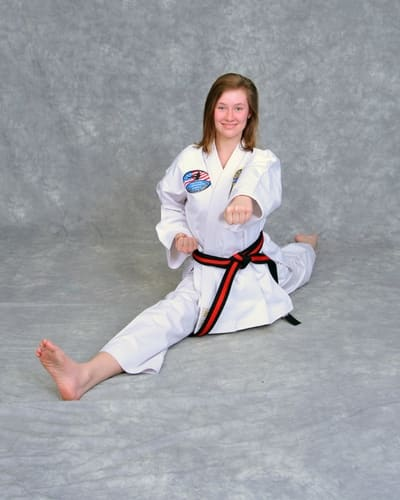 Jackie Campbell in Maryville - Church's Taekwondo America