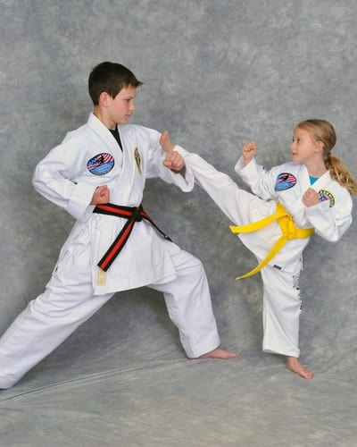 Alex Masnica in Maryville - Church's Taekwondo America