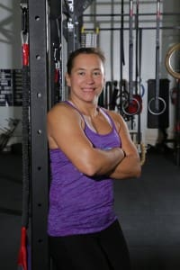 Renee Wissbroecker in Delano - Crow River CrossFit