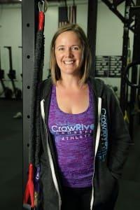 Lindsay Bury  in Delano - Crow River CrossFit