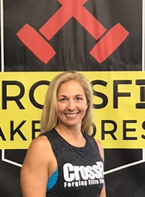 Erica Deegan in 	 Lake Forest - CrossFit Lake Forest