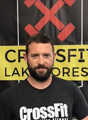 Tom Crawford in 	 Lake Forest - CrossFit Lake Forest