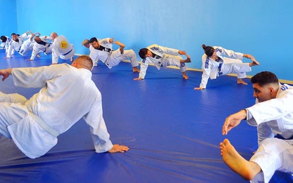 Huntington Beach Gracie Jiu Jitsu