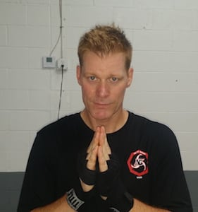 Russ Herbert in Mentor - Neto Gomes Brazilian Jiu Jitsu