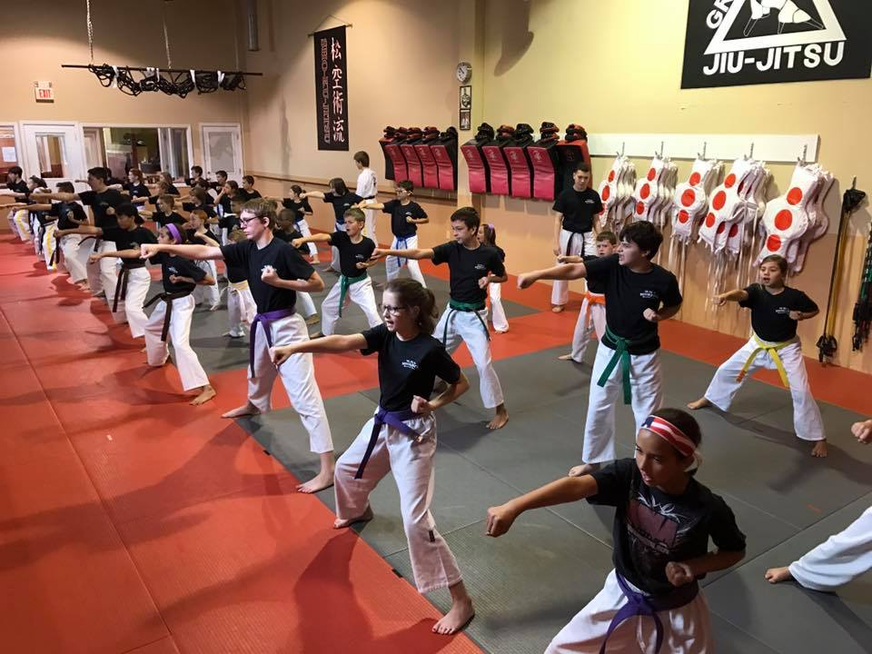 Morisi's DAS Martial Arts Academy Kids Karate Suffern