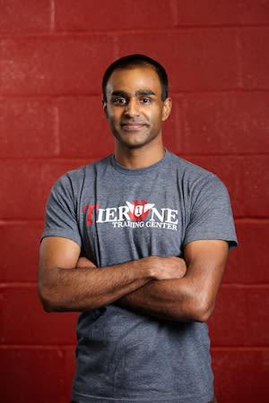 Arpun Nagaraja in Evanston - Tier One Training Center