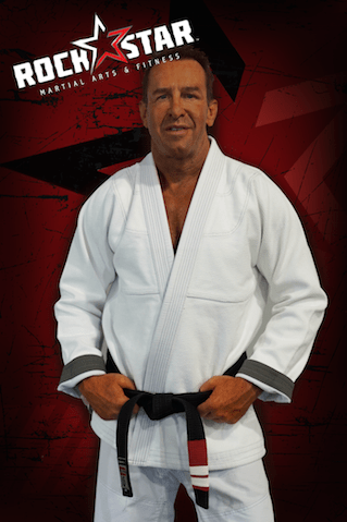 James Boecker in Frisco - Rockstar Martial Arts and Fitness