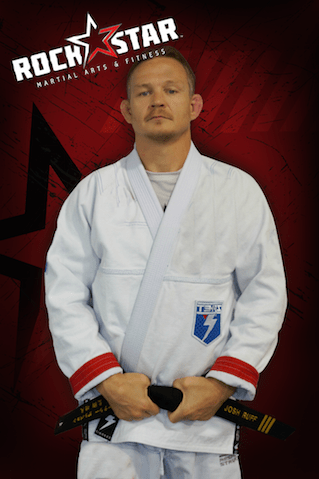 Josh Ruff in Frisco - Rockstar Martial Arts and Fitness