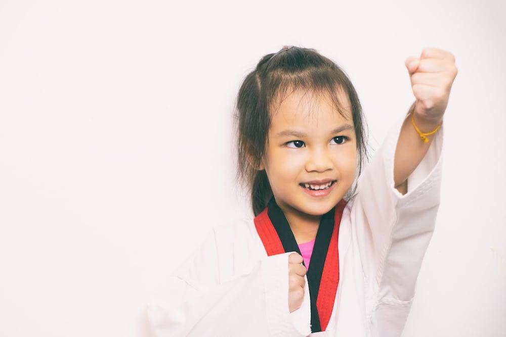 New Canaan Kids Martial Arts