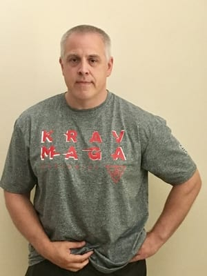 Todd Womack in Fairbanks - Alaska Krav Maga & Fitness