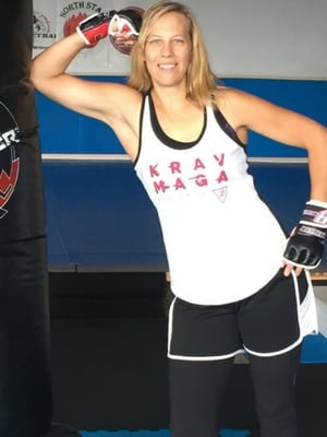 Fawn Peterson in Fairbanks - Alaska Krav Maga & Fitness