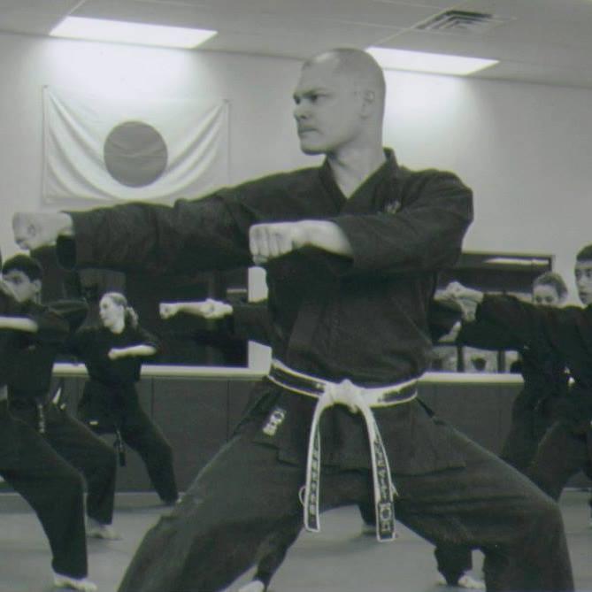 Sensei Jose Marti in Katonah - Marti Martial Arts Academy