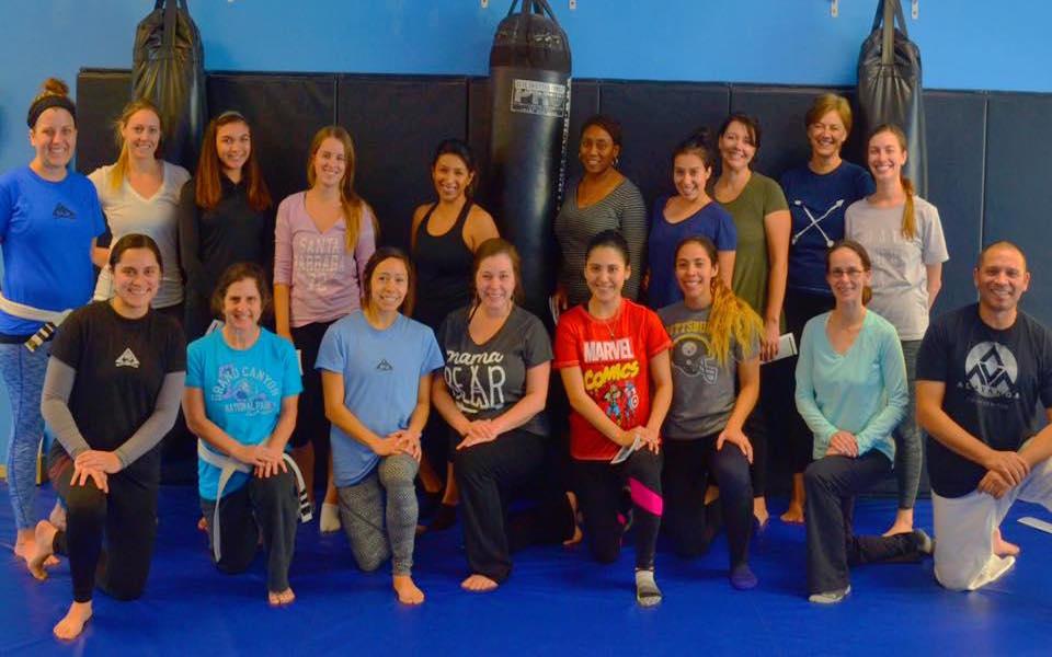 Huntington Beach Women's Only Jiu Jitsu