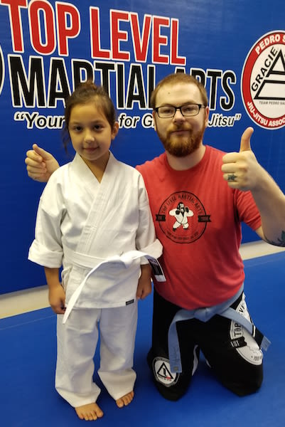Tommy Patrick in Cuyahoga Falls - Top Level Martial Arts