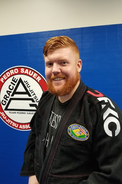 Robby Gorham in Cuyahoga Falls - Top Level Martial Arts