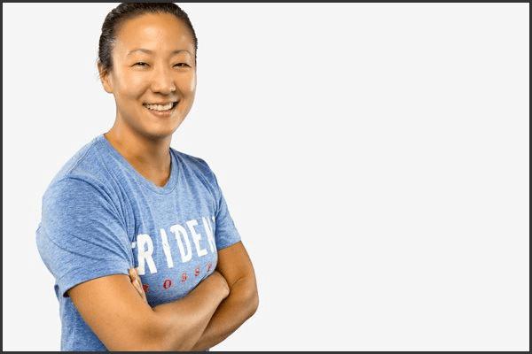 Sandy Kim in  Alexandria - Trident CrossFit