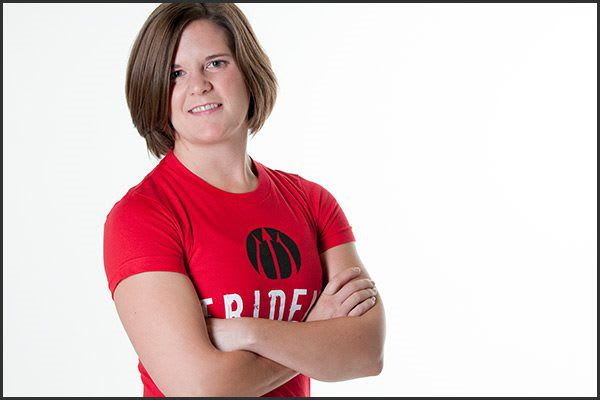 Adrienne Hoar in  Alexandria - Trident CrossFit
