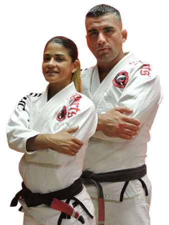 Felipe and Sofia Amarante in Coral Springs - Fight Sports Coral Springs