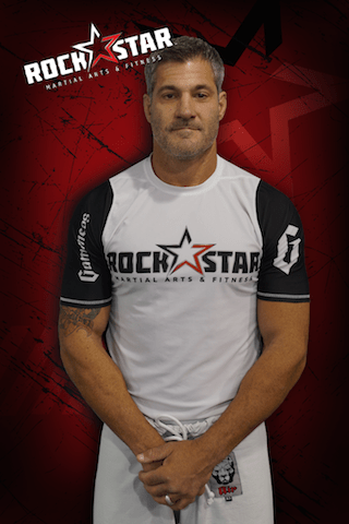 Kenny Schreiner in Frisco - Rockstar Martial Arts and Fitness