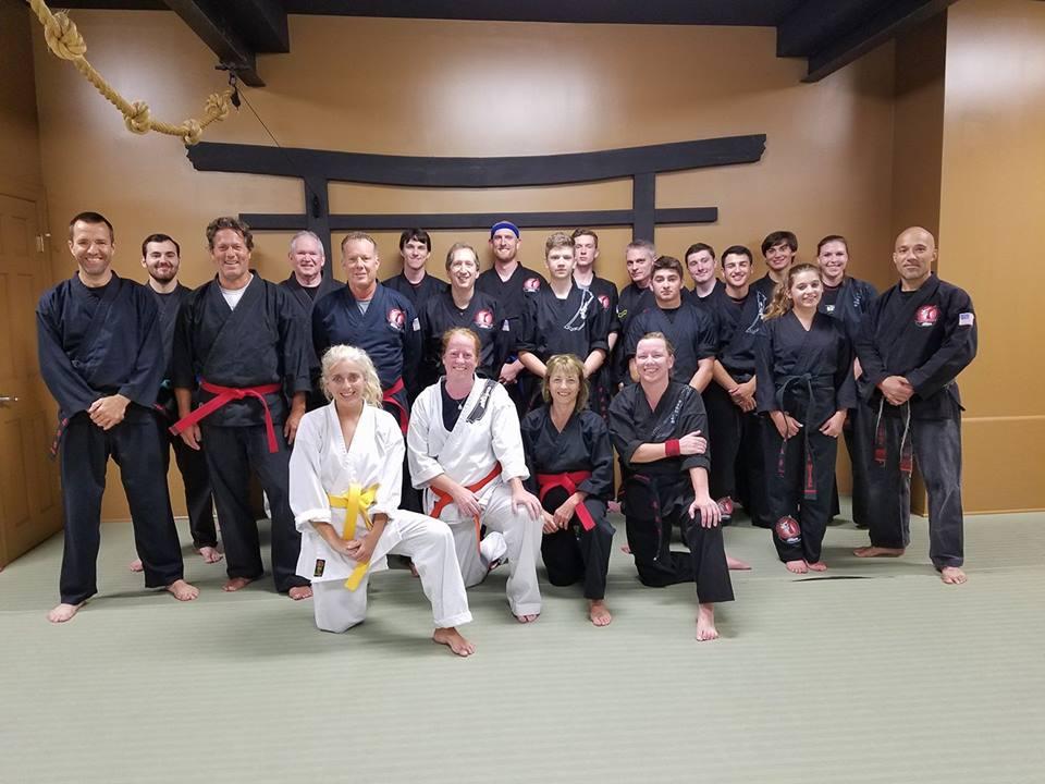 New Canaan Adult Martial Arts