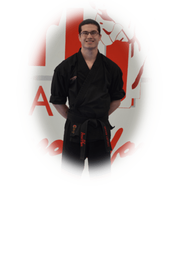 Sensei Bryan Liptrot in Levittown - Amerikick Martial Arts
