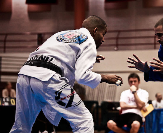 Josef Manuel in Harrison - Cutting Edge Brazilian Jiu-Jitsu