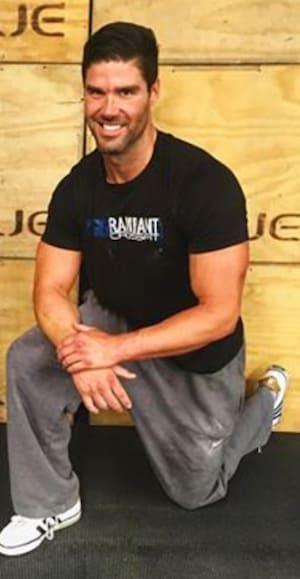 Jason Seyerle  in Stow - Rampant CrossFit