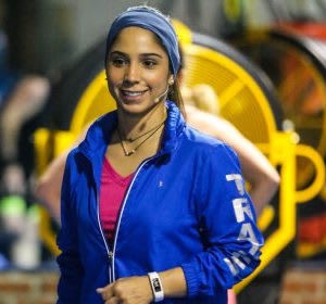 Sandra Vicente in Kernersville  - Allen Branch's Fitness One Training Systems