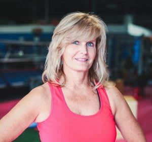 Allison Pyrtle in Kernersville  - Allen Branch's Fitness One Training Systems