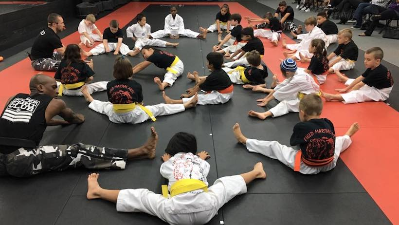 Field Martial Arts Academy Self Defense Fitness Norwood