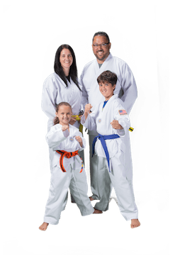 Kelly Trumble in Oceanway - All-Star Martial Arts