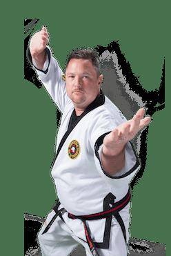 Master Ernie McKinney in Oceanway - All-Star Martial Arts