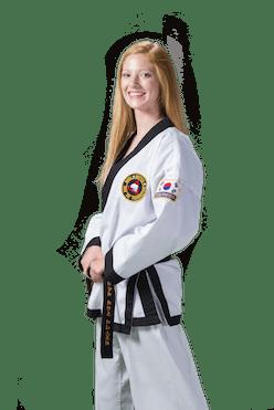 Laura McKinney in Oceanway - All-Star Martial Arts