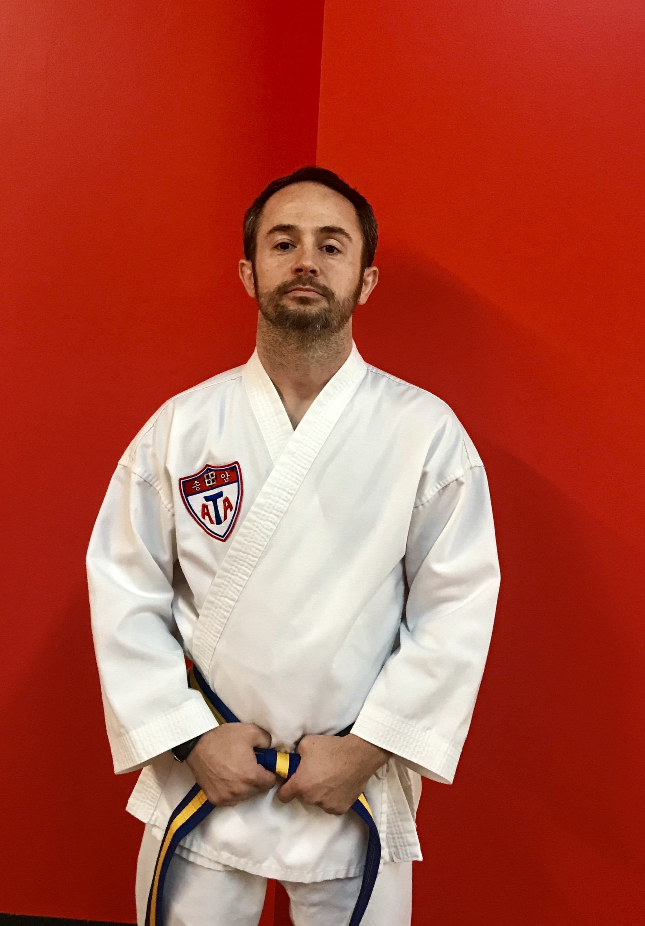 Mr. James in Winston-Salem - Superior Martial Arts- Winston Salem