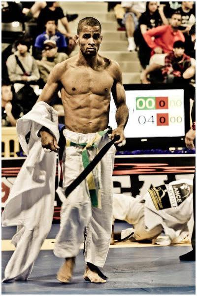 Josef Manuel in Clifton - Clifton Brazilian Jiu Jitsu Academy