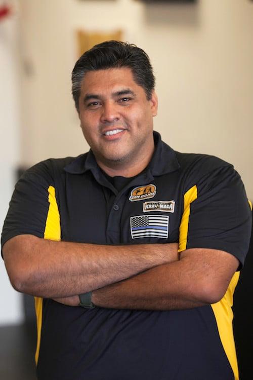 Paul Benavidez in San Juan Capistrano - California Krav Maga