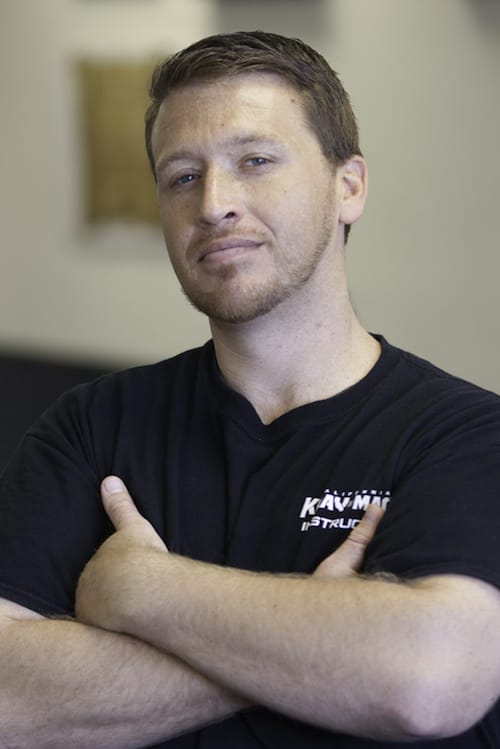 Ian Miller in San Juan Capistrano - California Krav Maga